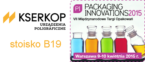 Targi Packaging Innovations 2015