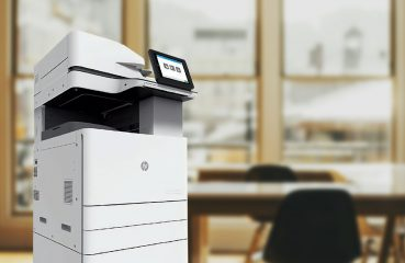 HP Color LaserJet Managed MFP E778xx