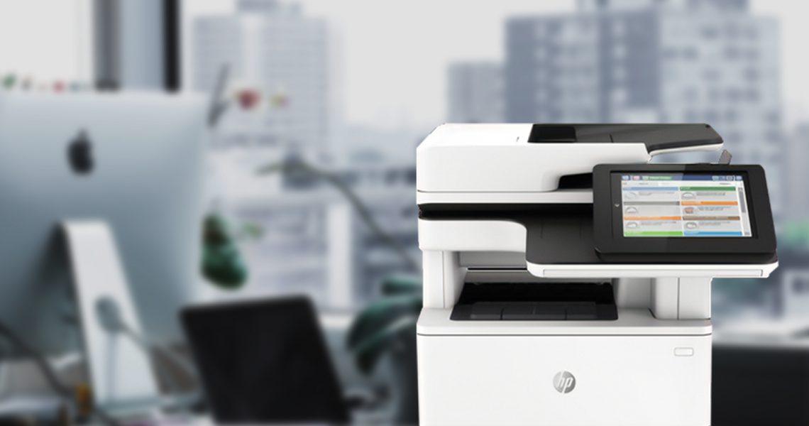 HP Color LaserJet M577 dnm